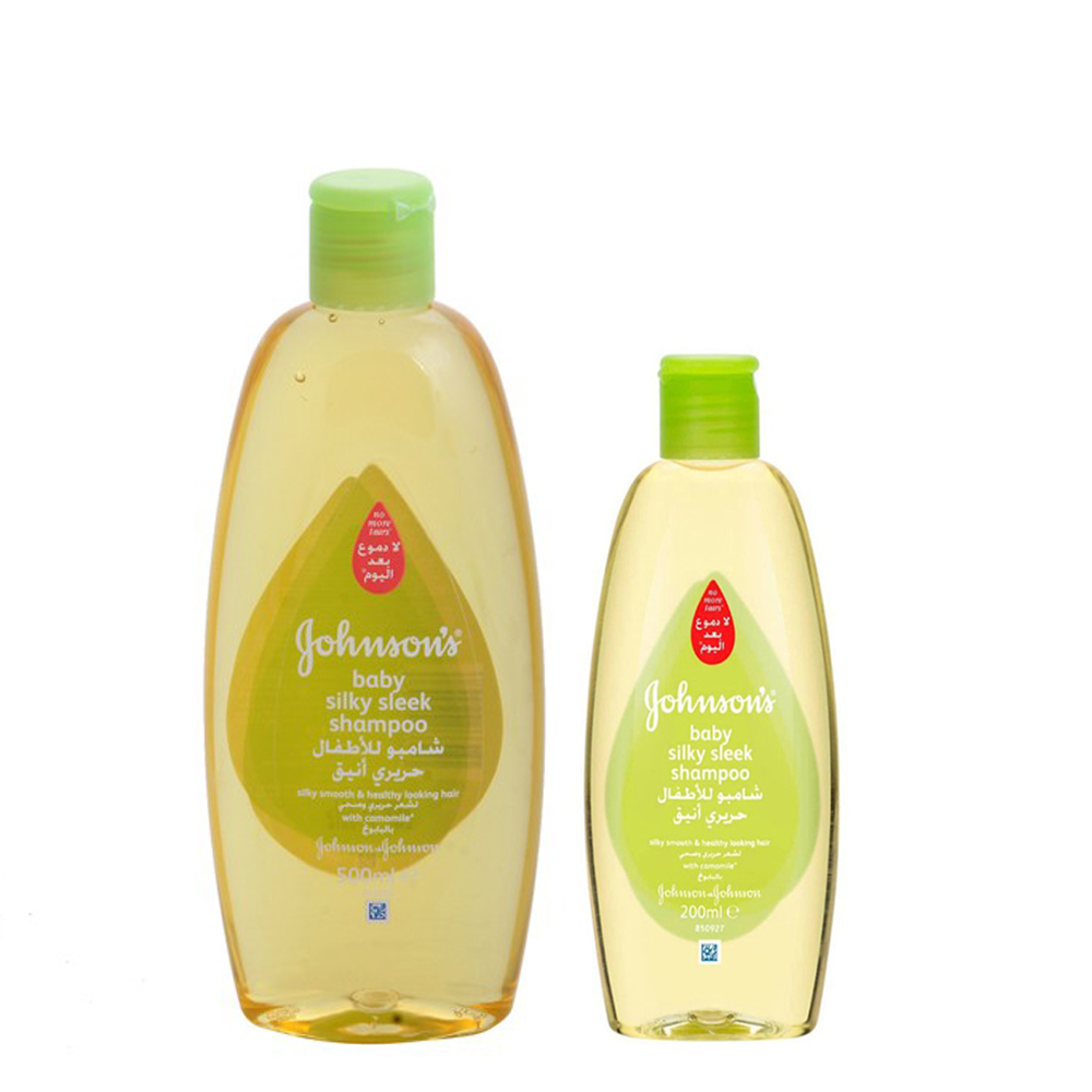 BABY HAIR SHAMPOO & CONDITIONER
